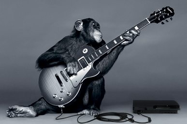 monkeyguitaronly