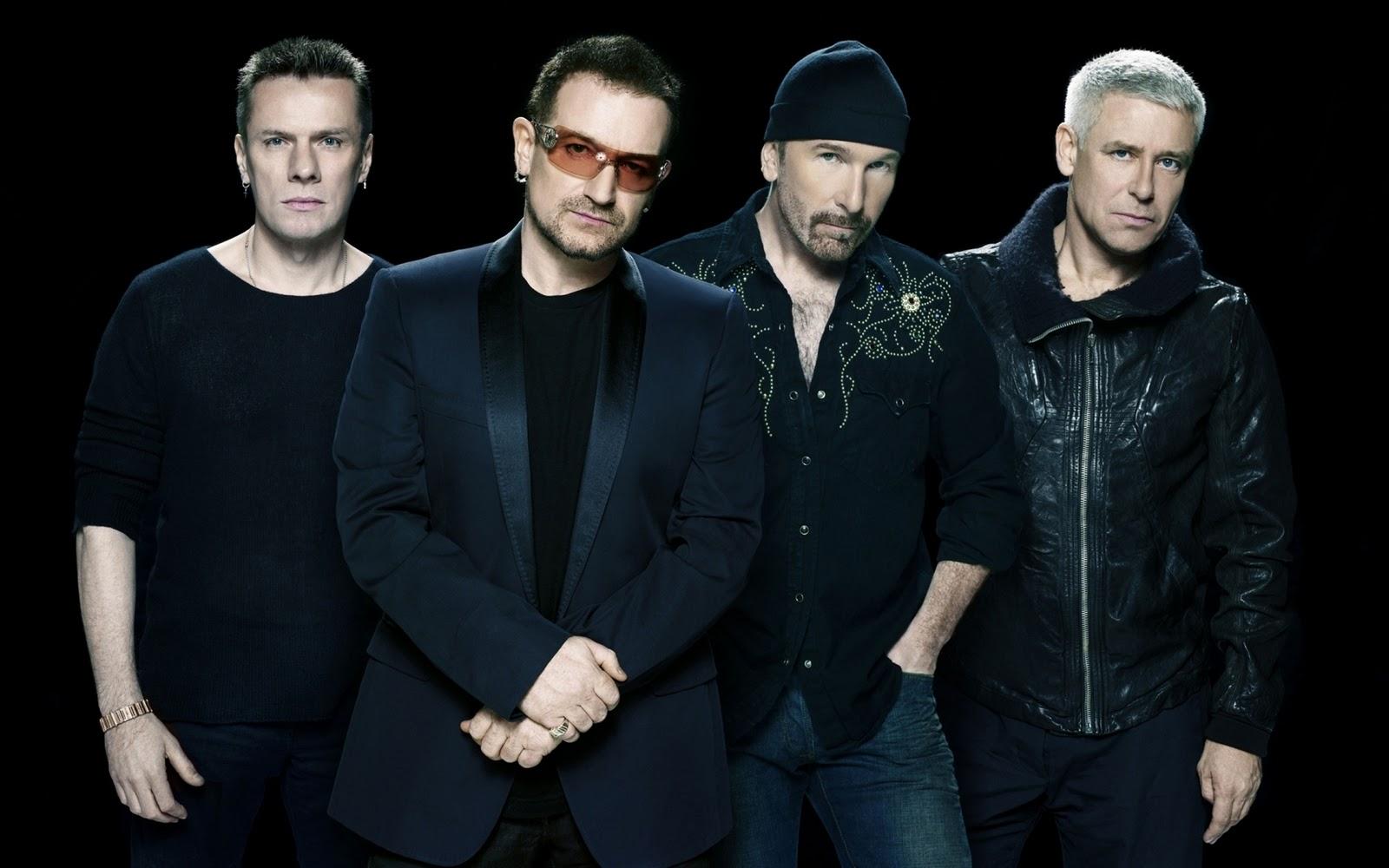 Que U2 vaya sacar nuevo disco