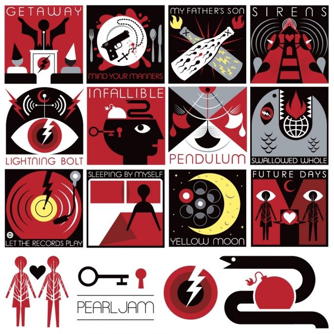 Cuenta atrás: 'Lightning Bolt' de Pearl Jam