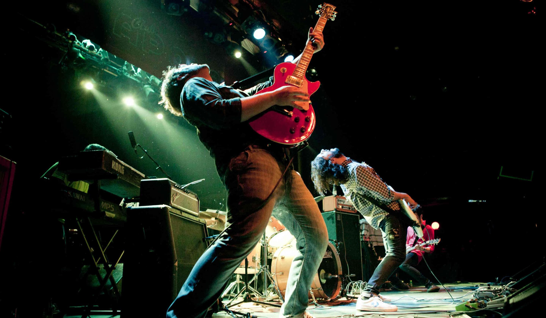 Víctor, ex-guitarrista de Toundra