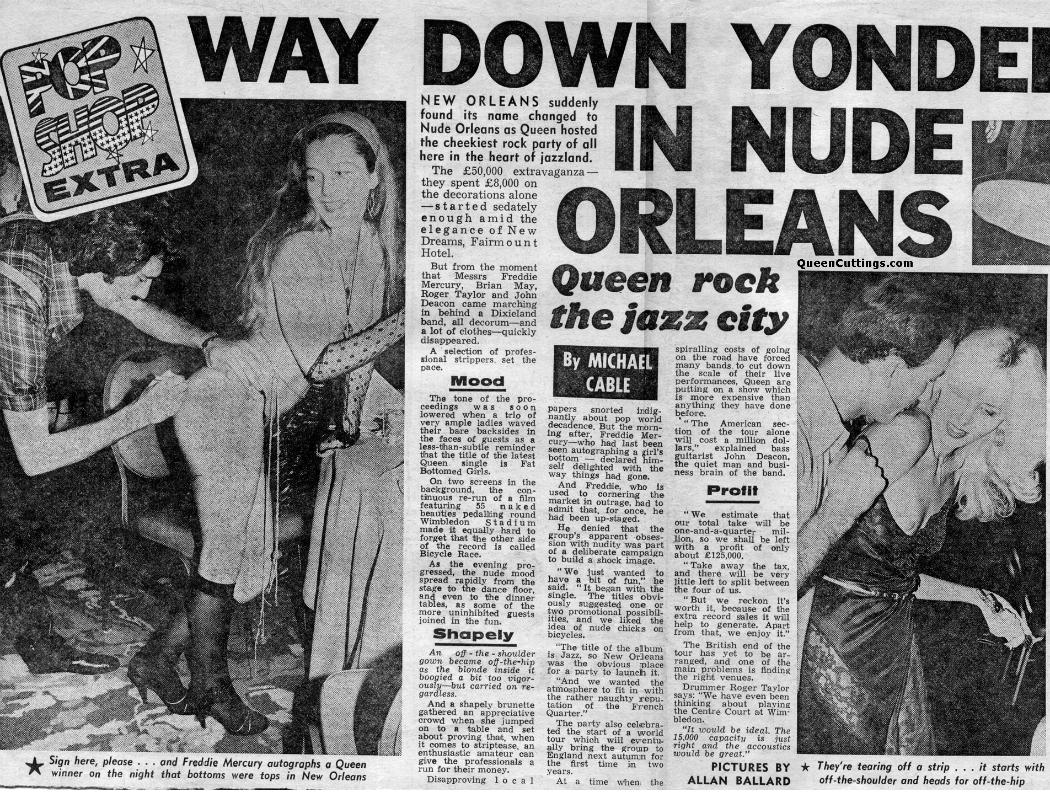 The Sun, 7 de noviembre 1978