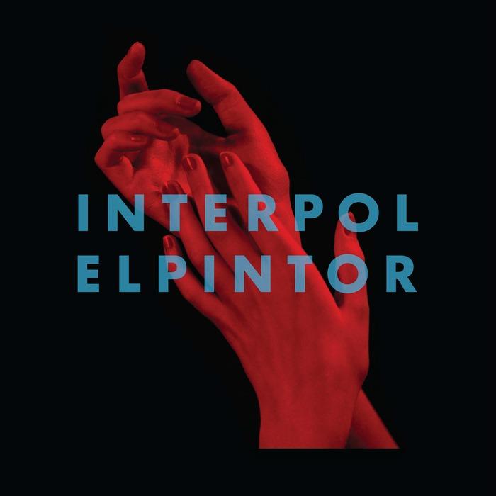 Portada de El Pintor de Interpol.